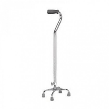 Venta de productos Ortopedicos - Bastón de Aluminio con 4 puntos de apoyo