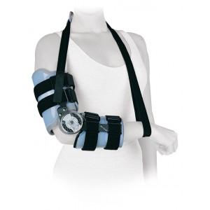 Venta de productos Ortopedicos - Codera con grados para inmovilizar flexión y extensión